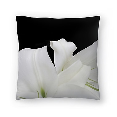 East Urban Home Maja Hrnjak Lily4 Throw Pillow; 18'' x 18''