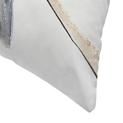 East Urban Home Suren Nersisyan American Robin Throw Pillow; 14'' x 14''