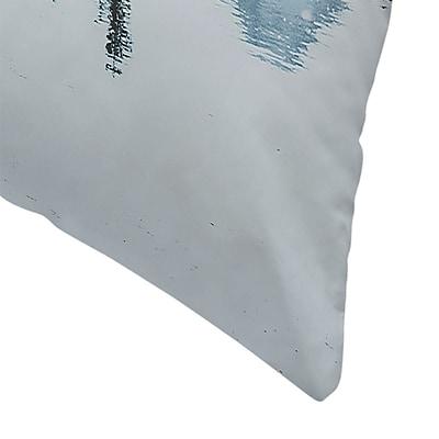 East Urban Home Luke Gram Dolomites Italy Throw Pillow; 18'' x 18''