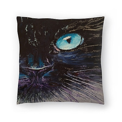 East Urban Home Michael Creese Himalayan Cat Throw Pillow; 20'' x 20''