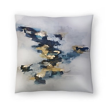 East Urban Home Christine Olmstead Commitment Throw Pillow; 18'' x 18''