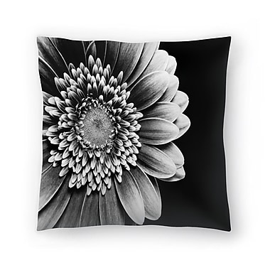East Urban Home Maja Hrnjak Gerbera Throw Pillow; 16'' x 16''