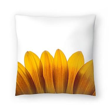 East Urban Home Maja Hrnjak Sunflower2 Throw Pillow; 20''x20''