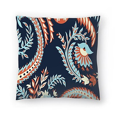 East Urban Home Tracie Andrews Flora Throw Pillow; 20'' x 20''