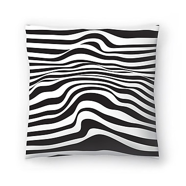 East Urban Home Tracie Andrews Insomnia Throw Pillow; 18'' x 18''