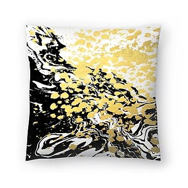 East Urban Home Charlotte Winter Sukie Throw Pillow; 20'' x 20''