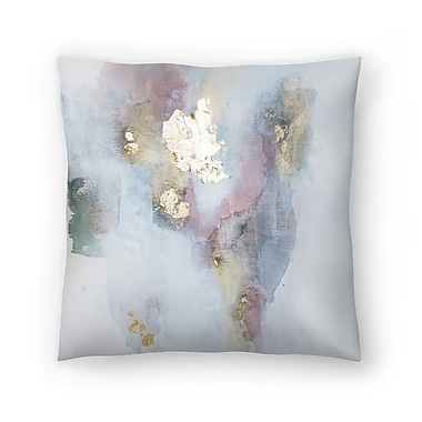 East Urban Home Christine Olmstead Rose2 Throw Pillow; 20'' x 20''
