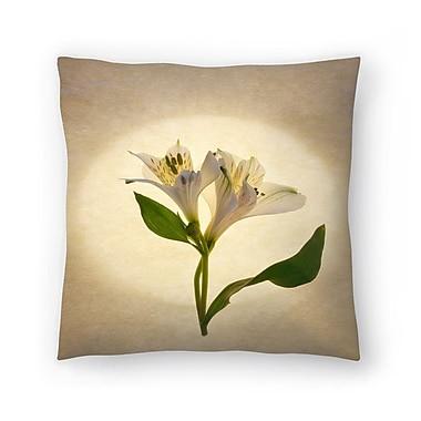 East Urban Home Maja Hrnjak Botany10 Throw Pillow; 20'' x 20''