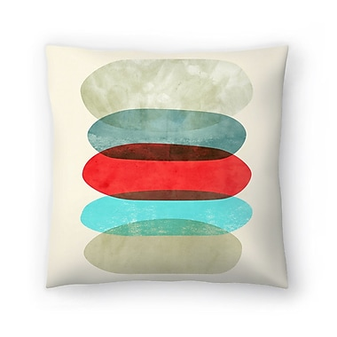 East Urban Home Tracie Andrews Underneath It All Throw Pillow; 16'' x 16''