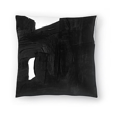 East Urban Home Olimpia Piccoli Without Words Ii Throw Pillow; 18'' x 18''