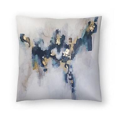 East Urban Home Christine Olmstead Strength Throw Pillow; 14'' x 14''