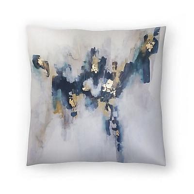 East Urban Home Christine Olmstead Strength Throw Pillow; 18'' x 18''