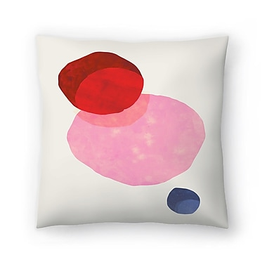 East Urban Home Tracie Andrews Eclipse Throw Pillow; 20'' x 20''