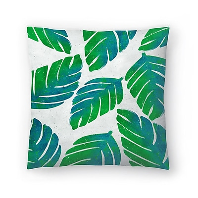 East Urban Home Tracie Andrews Paradiso Throw Pillow; 14'' x 14''