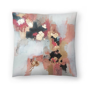 East Urban Home Christine Olmstead Hot Sauce Throw Pillow; 20'' x 20''