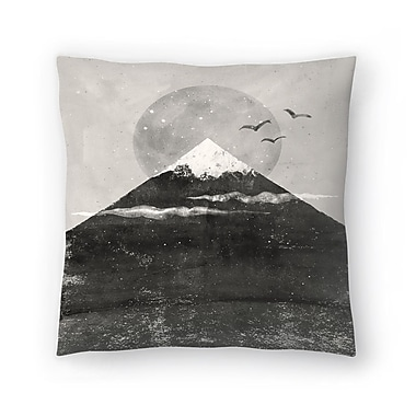 East Urban Home Tracie Andrews Zenith Throw Pillow; 20'' x 20''