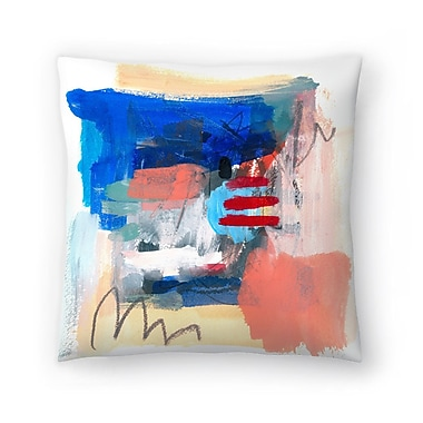 East Urban Home Olimpia Piccoli Someone in Love Throw Pillow; 20'' x 20''
