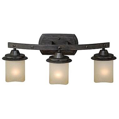 Loon Peak Itzel 3-Light Vanity Light