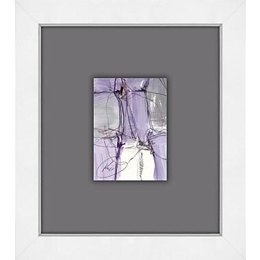 Ivy Bronx 'Beginnings III' Framed Graphic Art Print on Canvas