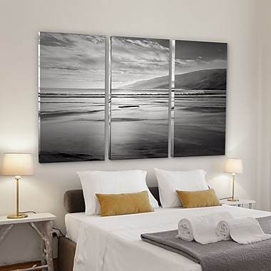 Latitude Run 'Contemplating Dreams' Photographic Print Multi-Piece Image on Wrapped Canvas