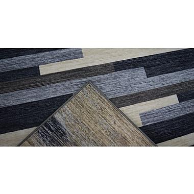 Orren Ellis PJ Berber Area Rug; Rectangle 5'3'' x 7'2''