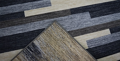 Orren Ellis PJ Berber Area Rug; Rectangle 7'11''x9'10''
