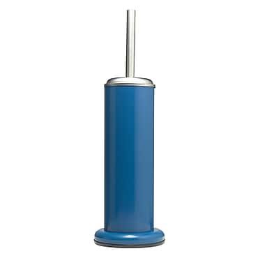 Sealskin Acero Free Standing Toilet Brush and Holder; Blue