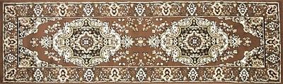 Samnm Trade Ritual Brown/Beige Area Rug