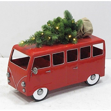 The Holiday Aisle VW Inspired Christmas Tree Bus