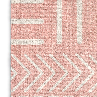Union Rustic Botti Pink Area Rug; Rectangle 8' x 10'