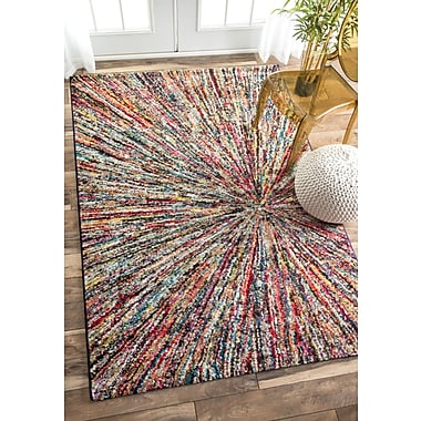 World Menagerie Lucy Indoor Area Rug; Rectangle 8' x 10'
