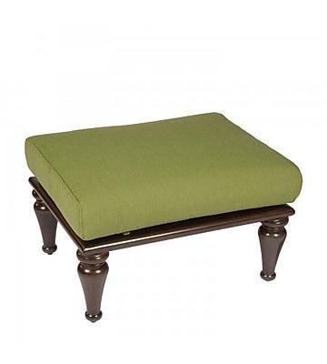 Woodard North Shore Patio Chair w/ Cushions; Bevel Indigo