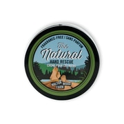 Walton Wood Farm the Natural Unscented Hand Rescue, 4oz. (NATHC)