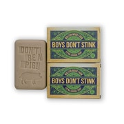 Walton Wood Farm Boy's Don't Stink XXL Bar Soap, 8oz. (KBYSOA2)
