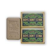 Walton Wood Farm - Pain de savon, Boy's Don't Stink, XXL, 8 oz (KBYSOA2)