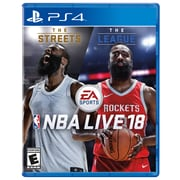 NBA LIVE 18: The One Edition, PS4