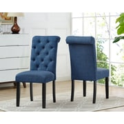 Brassex Soho Tufted Dining Chair
