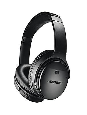 Bose® QuietComfort® 35 wireless headphones II, Black