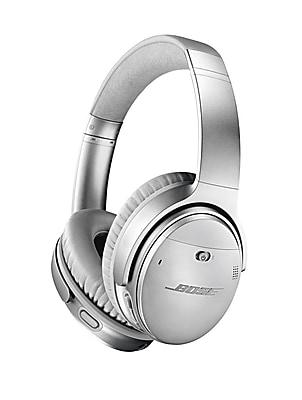 Bose® QuietComfort® 35 wireless headphones II, Silver