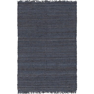 World Menagerie Pineda Blue Area Rug; 9' x 12'
