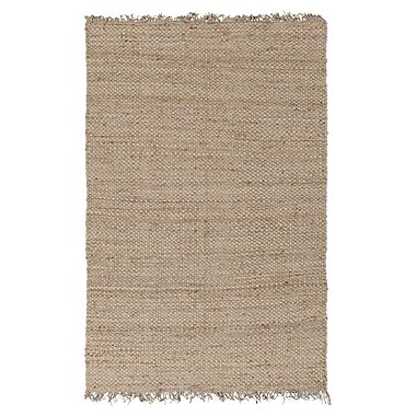 World Menagerie Pineda Beige Area Rug; 4' x 6'