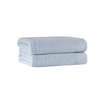 Darby Home Co Bath Towel (Set of 2); Water Fall