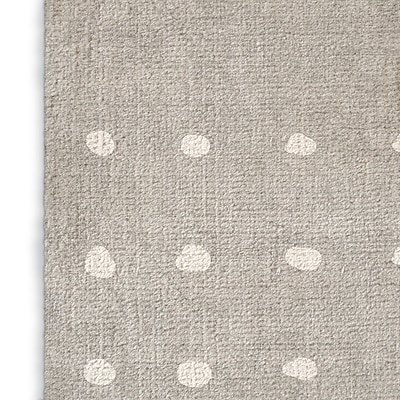 Foundry Select Modern Geometric Gray Area Rug; Rectangle 3' x 5'