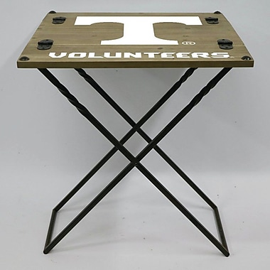 Evergreen Enterprises, Inc 19.9'' Rectangular Folding Table; University of Tennessee, Knoxville