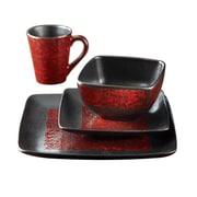Design Guild Yardley 16 Piece Dinnerware Set, Service for 4