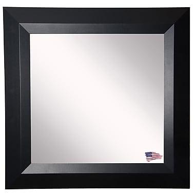 Orren Ellis Analleli Angle Wall Mirror; 21.5'' W X 21.5'' H