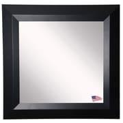 Orren Ellis Analleli Angle Wall Mirror; 17.5'' W X 17.5'' H