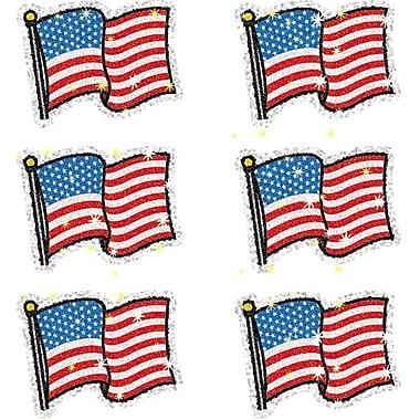 Carson Dellosa Publications Dazzle Flags Sticker
