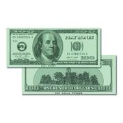 Learning Advantage $100 Bills  (Set of 50)