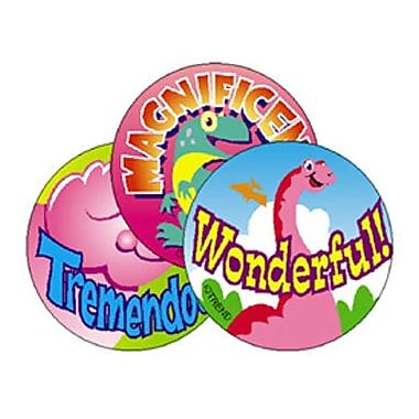 Trend Enterprises Stinky Dino Sticker